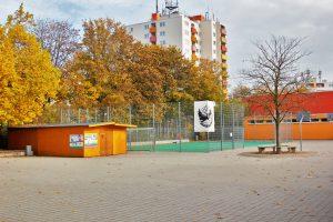 Schulhof-Herbst